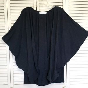 Rare Lululemon Lab Wrap Cardigan, Grey, Sz S